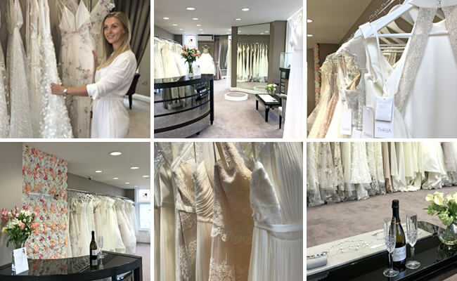 Allum & Sidaway Pre-Booking Appointment Bridal Service